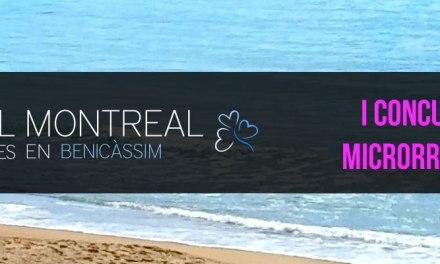 Relatos publicados en el Libro del I Concurso de Microrrelatos Hotel Montreal