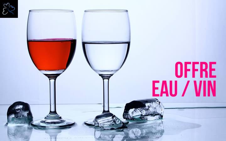 Offre Eau et Vin Comprise 2019