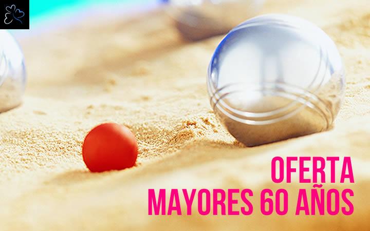 Oferta Mayores de 60 Años 2019