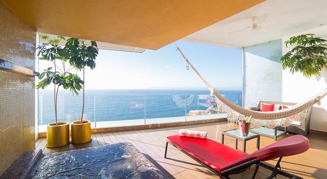 Mousai Suite  Hotel Mousai Puerto Vallarta