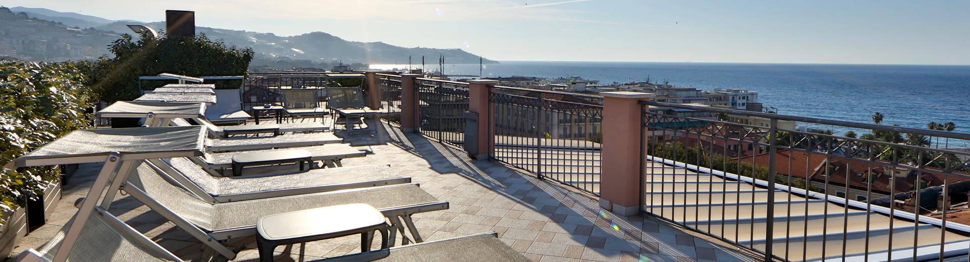 Hotel Sanremo 4 stelle  Best Western Hotel Nazionale