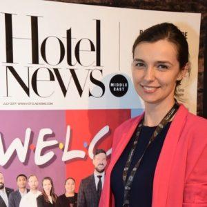 Paulina Kabat, marketing manager, Stylis
