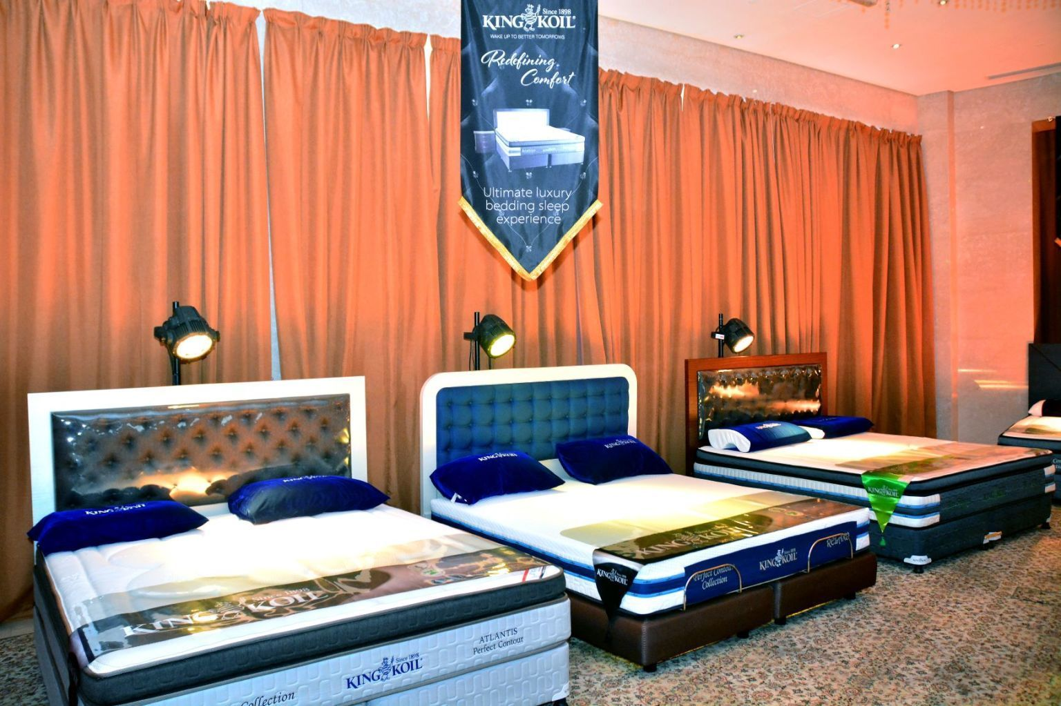 King Koil Launches New Premium Sleeping Products