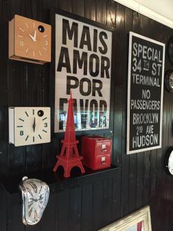Quadros na loja Tienda Palacio em Buenos Aires