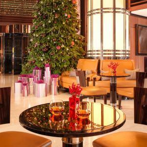 Decoração de Natal do 45 Park Lane