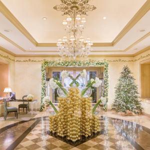 Decoração de Natal do Four Seasons Los Angeles