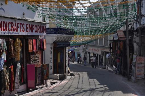 Ruas de Udaipur
