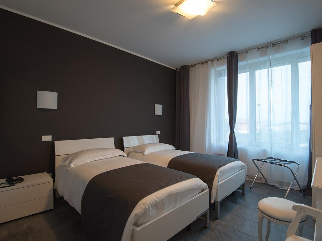 Camera Doppia Deluxe  Hotel Noventa