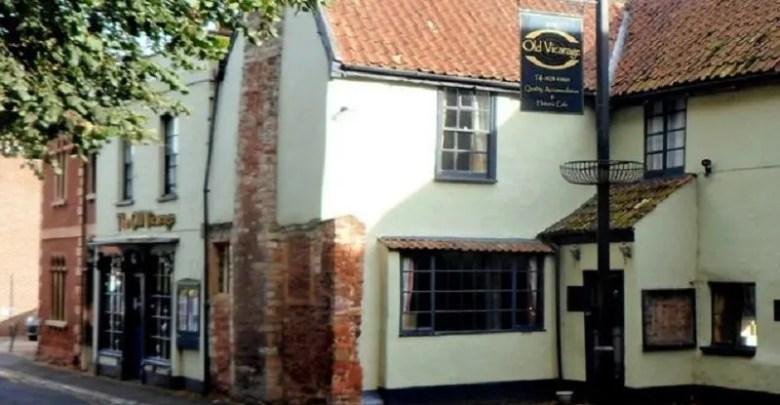 Old Vicarage Hotel