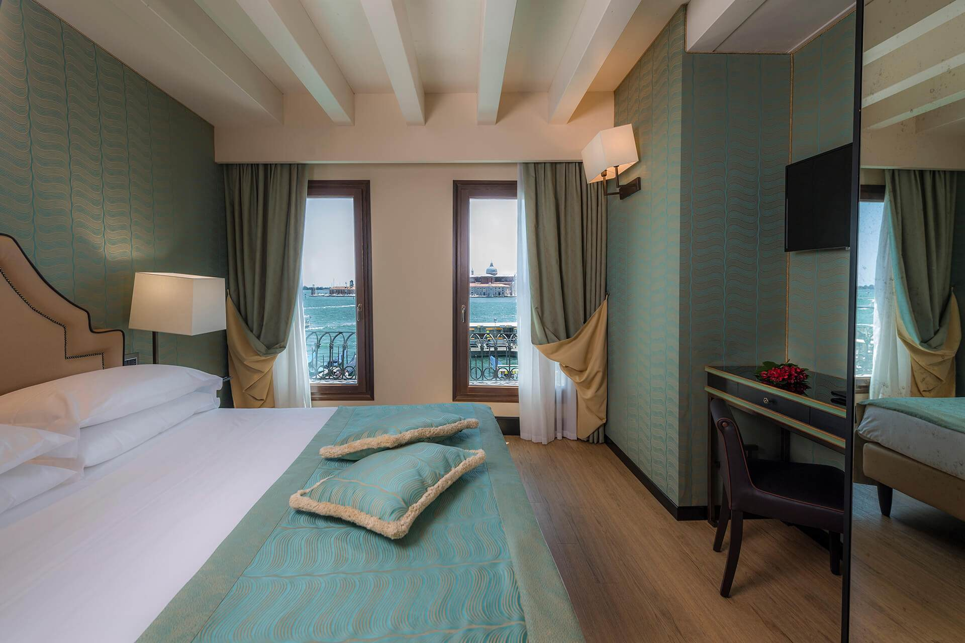 Rooms Hotel Paganelli Venice