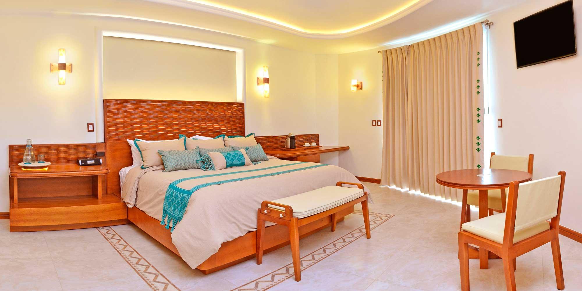 Habitaciones Suite Hotel Palmas  El Teph