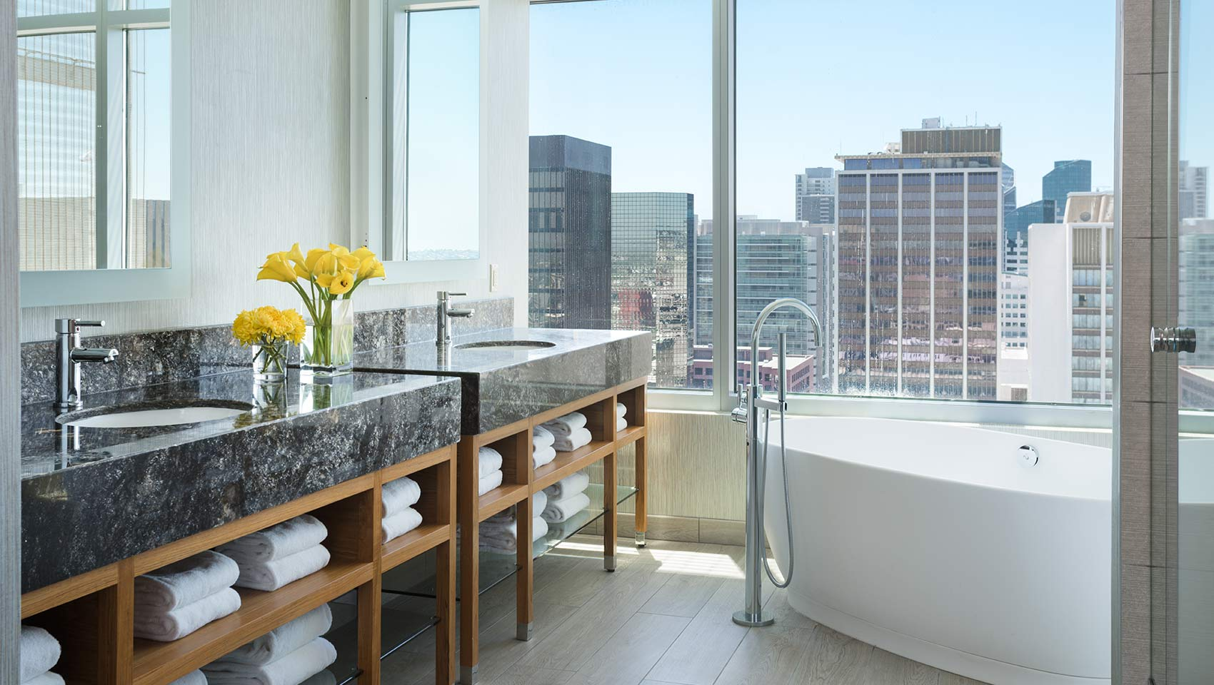 hotels with kitchens in san diego kitchen scrubbers downtown kimpton palomar hotel king suite