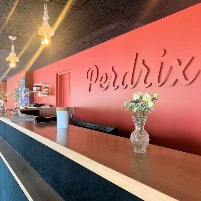 Réception Hôtel Perdrix Super Besse