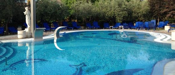 Piscine Termali Petrarca  Hotel Petrarca Terme