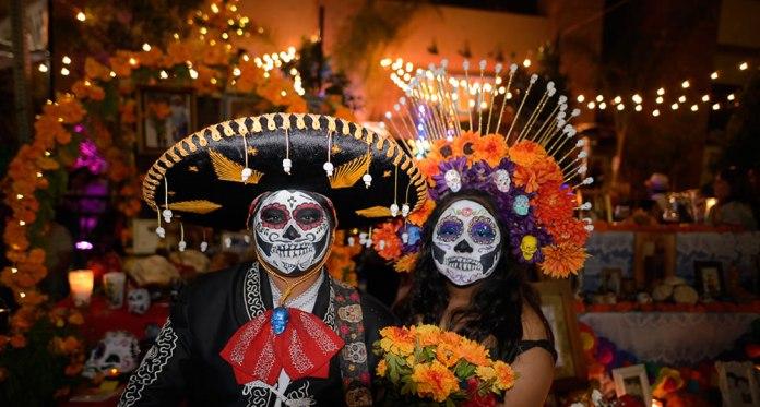Día de Muertos | | Hotel Playa Mazatlan