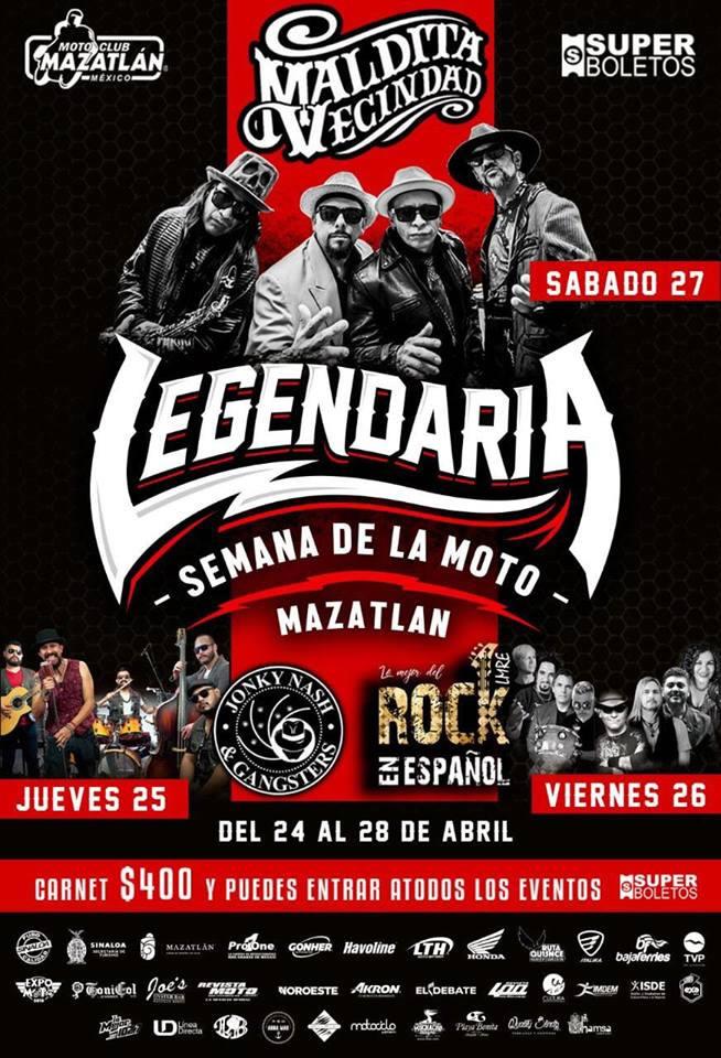 Image result for 24 edición de la Legendaria Semana de la Moto