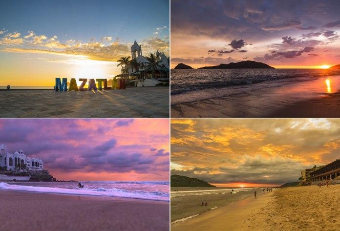 Los atardeceres más bellos de México se disfrutan en Mazatlán | Hotel Playa  Mazatlan