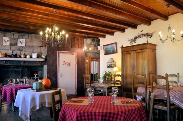 Restaurant Albepière le Plomb du Cantal