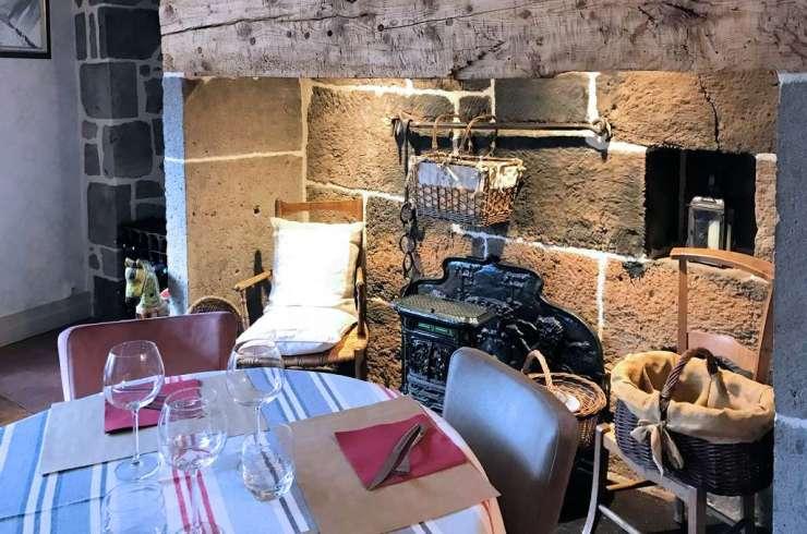 Restaurant Polmb du Cantal Albepière Bredons