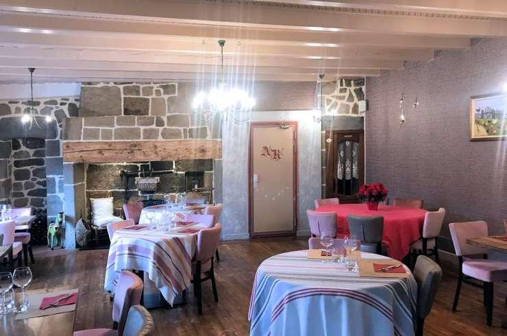Restaurant à Côté de Murat Cantal