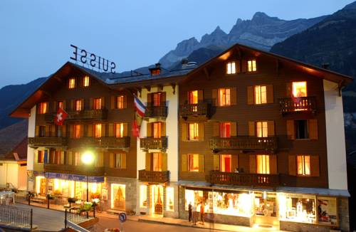 Hotel Suisse Promotional Code