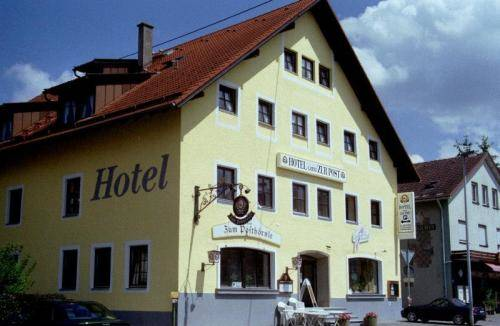 Hotel und Pension Garni zur Post Promotional Code