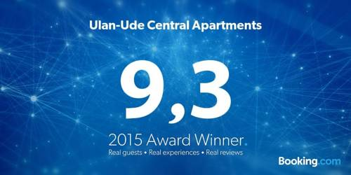 Ulan-Ude Central Apartments Promotional Code