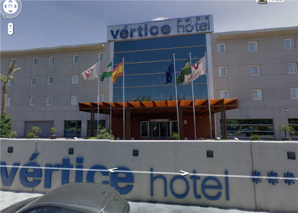 Hotel Vertice Aljarafe en Bormujos