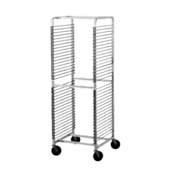 Advance Tabco WR-36S Wire Pan Rack, full height, open