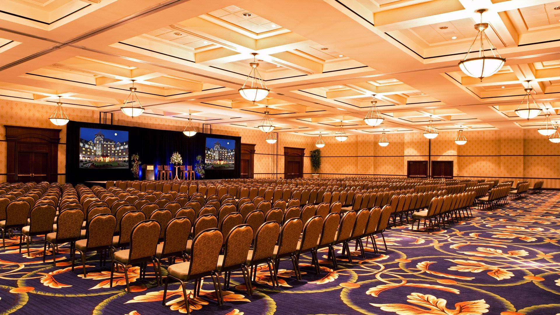 Blue Ridge Conference Center Hotel Roanoke VA