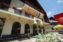Romanian mountain Hotel