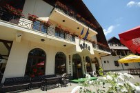 Romanian mountain Hotel