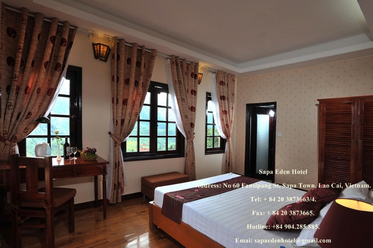 Sapa Eden Hotel Hotels bookings