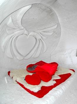 IgluDorf  Dormir dans un igloo en Suisse  Hotelsinsolitescom