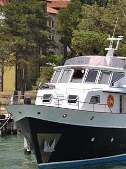 Sarah Sun Island  Chambre dhte insolite  Venise  Hotelsinsolitescom