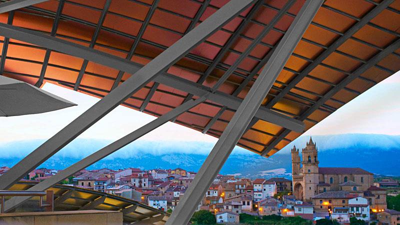 Marques de Riscal  Hotel insolite en Espagne  Hotelsinsolitescom