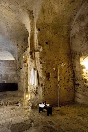 Sextantio le Grotte della Civita Pouilles Italie  Dormir dans un lieu unique