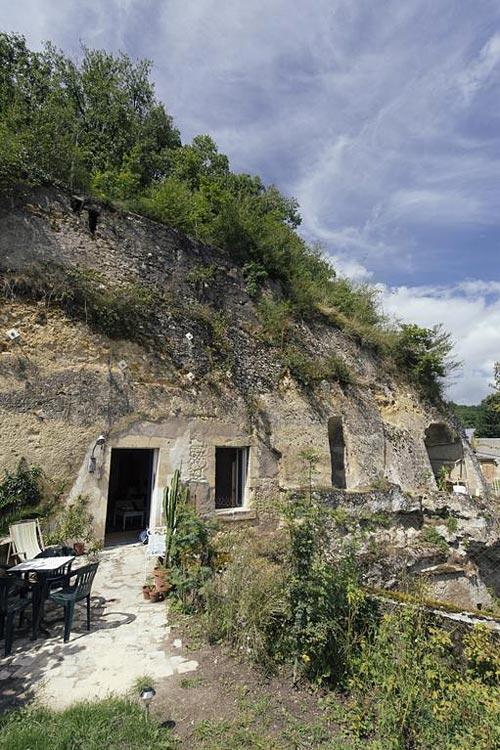 Amboise Troglodyte Chez Hlne