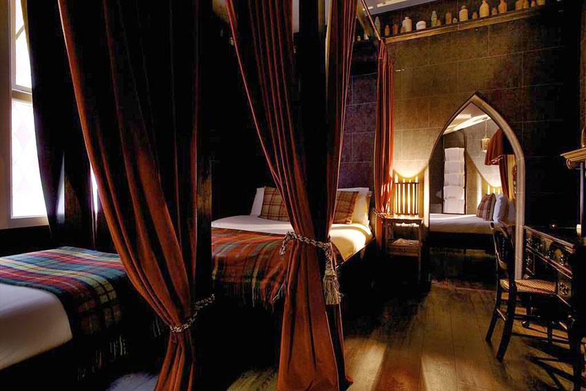 Georgian House  la Chambre des Sorciers Harry Potter