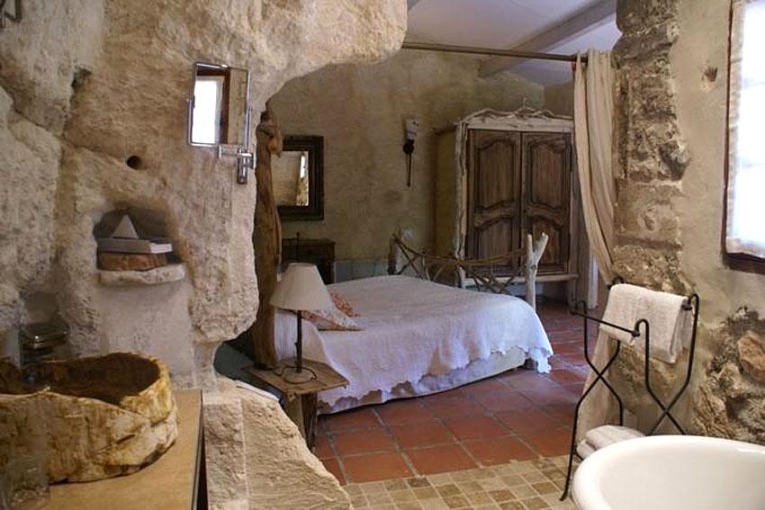Le Mas DAigret Hotel Troglodyte Aux Baux De Provence