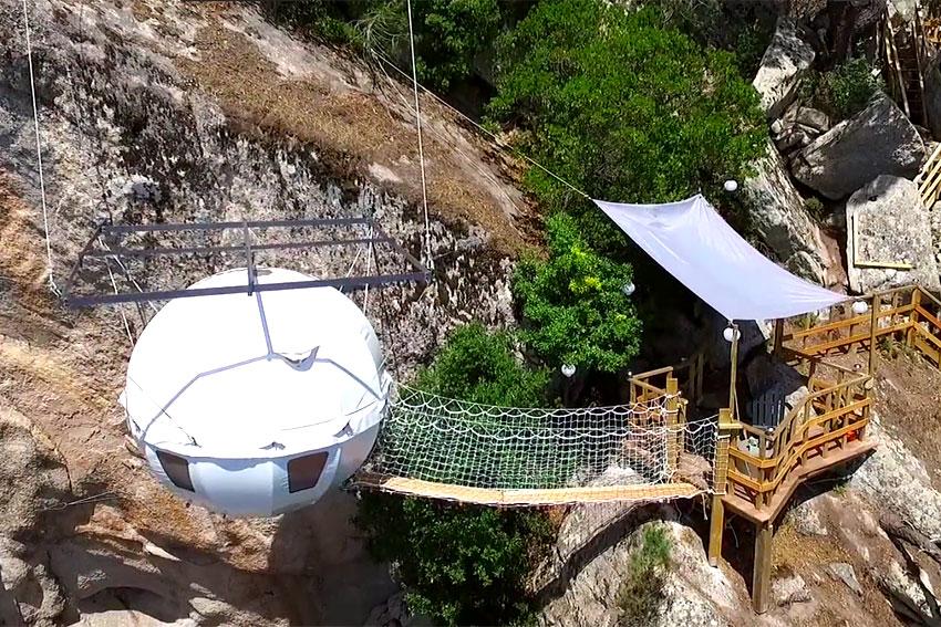 Cocoon Village  Glamping en Corse du Sud  Hotelsinsolitescom