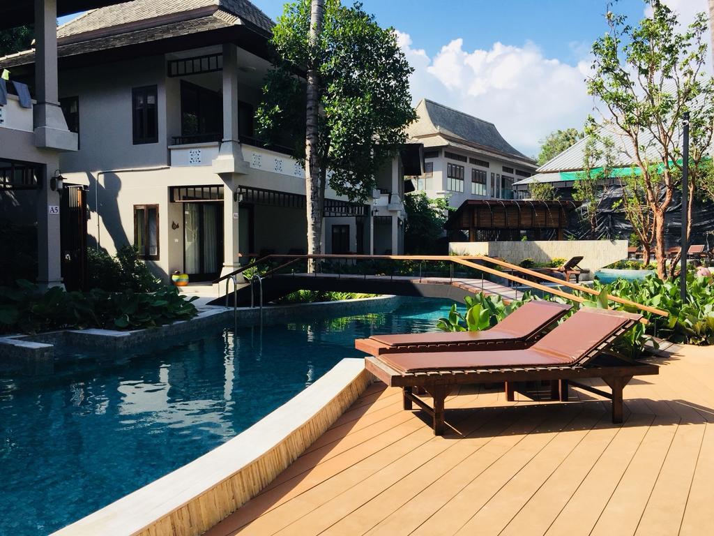 Chaweng Garden Beach Resort in Koh Samui   Hotels Koh Samui