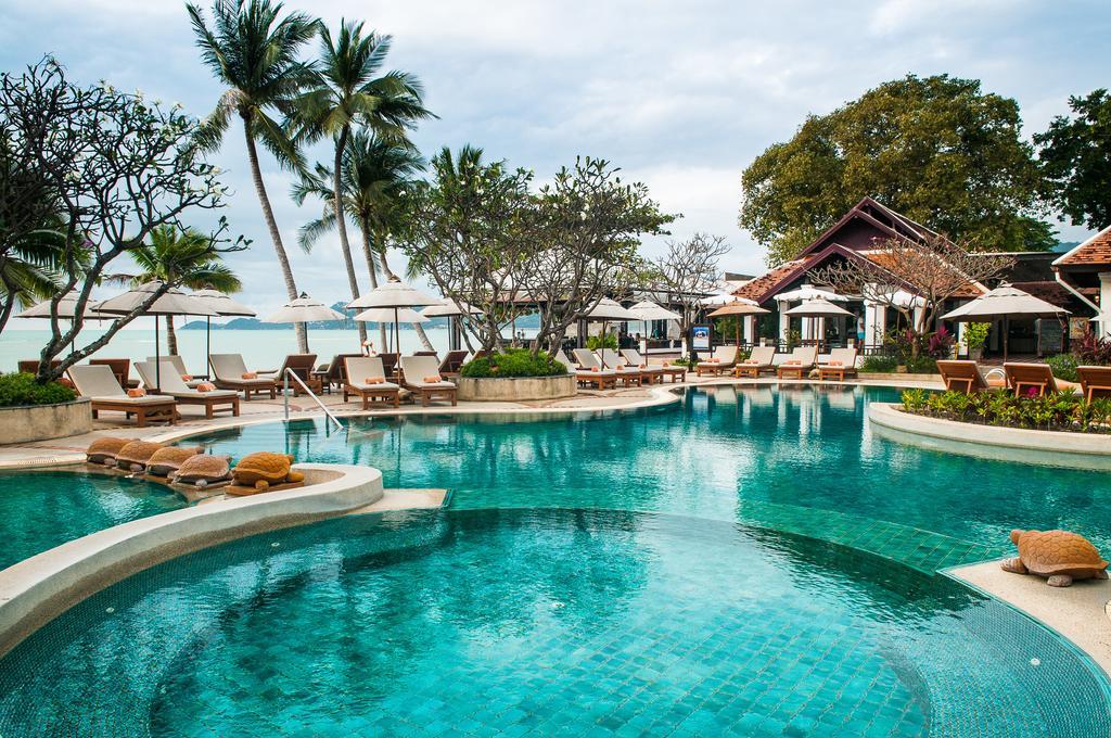 Chaweng Regent Beach Resort in Koh Samui   Hotels Koh Samui