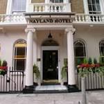 Motels in london
