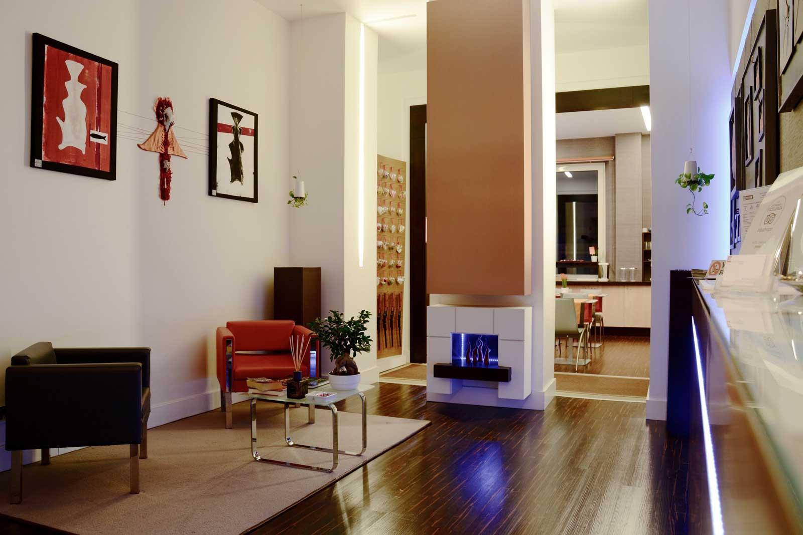 hotel cimarosa, albergo 3 stelle a Napoli quartiere Vomero