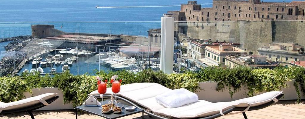 Eurostars Hotel Excelsior Napoli - hotel di lusso sul Lungomare Caracciolo