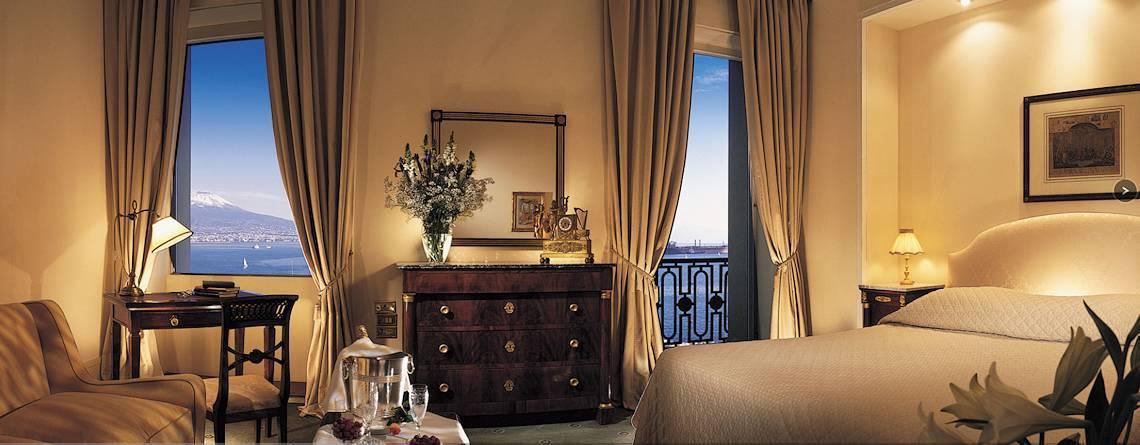 hotel di lusso Napoli  Hotel Excelsior Via Partenope