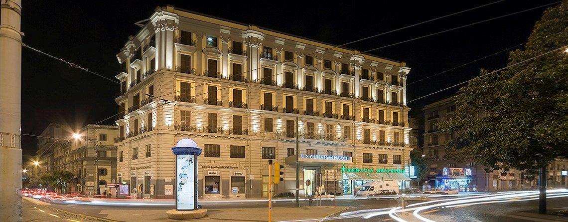 Una Hotel Napoli Piazza Garibaldi