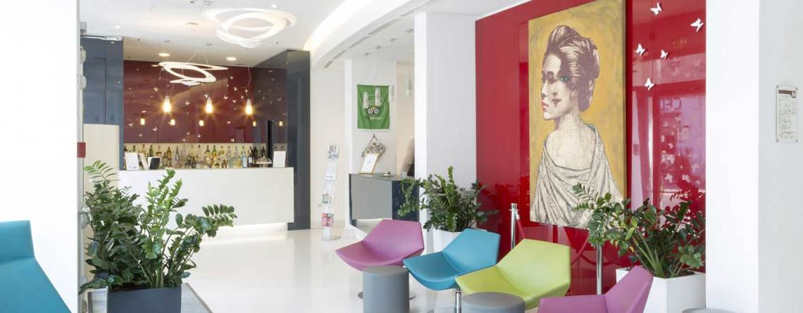 Hotel Cristina Napoli, Fuorigrotta