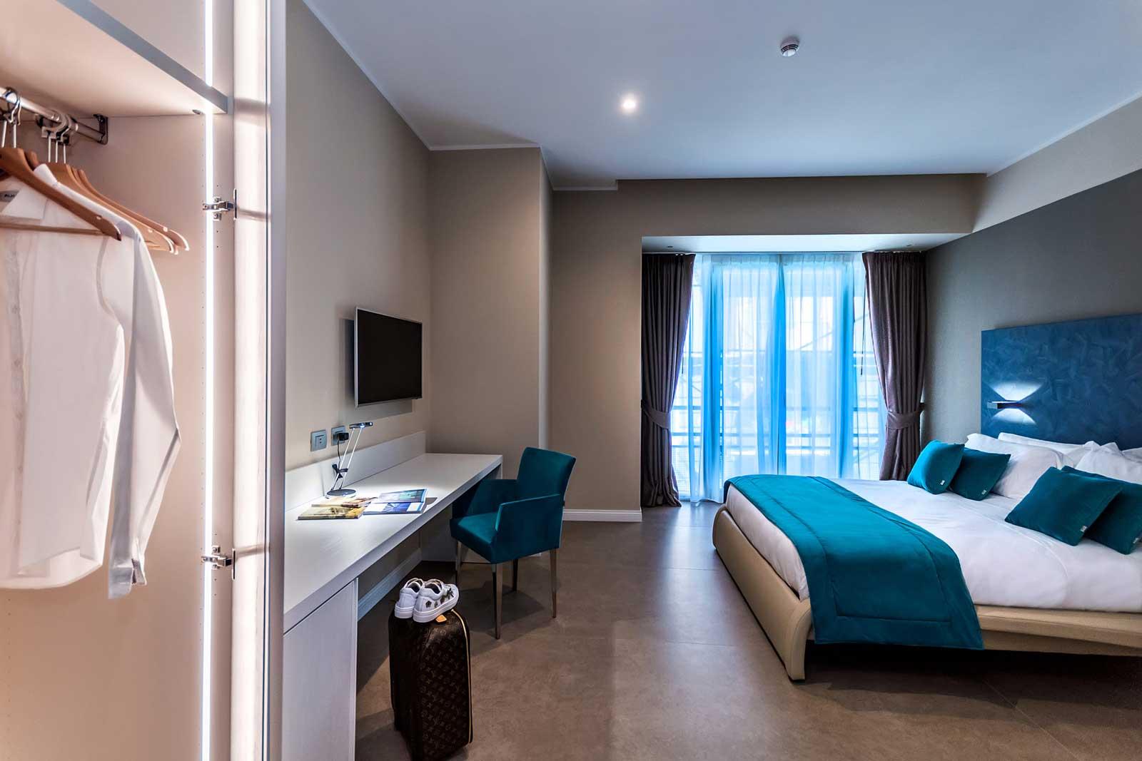 Camera Matilde lifestyle Hotel Napoli